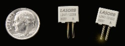 LASORB ESD absorbers for laser diodes