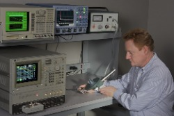 LASORB being tested in lab